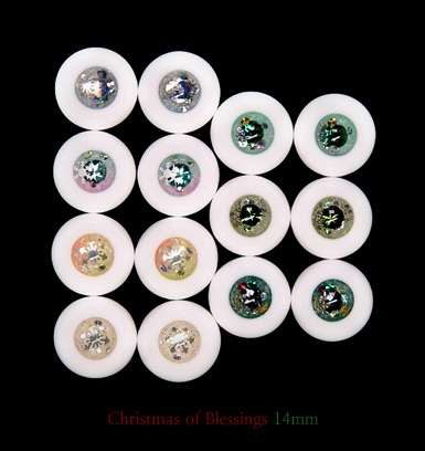 Christmas of Blessings 14mm